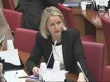 audition la ministre Najat Valklaud-Belkacem - Programme d'actions contre les violences et les discriminations commises à raison de l'orientation sexuelle ou de l'identité de genre