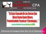 como ganar dinero con CPA - ingresos CPA