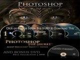 Photoshop Top Secrets  Full Collection 4 DVD  DVD Bonus