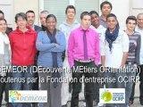 DEMEOR (DEcouverte MEtiers ORientation)
