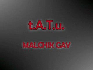 BACKMASK : TATU - MATCHIK GAY
