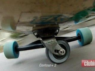 Clubic dévale les rues de Lausanne en freeboard