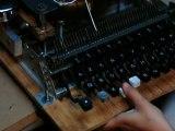 machine à écrire musicale / Laurent Rump et Pascal Deleuze