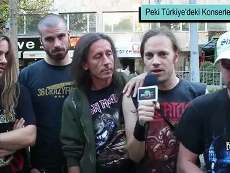BloodSpot - Morjee Tv Özel Röportajı
