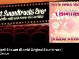 Disney Chorus - Little April Shower - Bambi Original Soundtrack - Best Soundtracks Ever