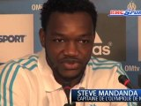 """Olympique de Marseille / Mandanda : """"Relever la tête"""""""