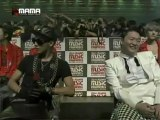 MAMA 2012.11.30PSY・Song Of The Year・International Favorite Artists・The World Wide Artists・Best Music Video