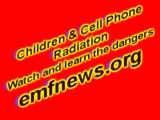 Dangers of EMF Radiation from Cell Phones (Radiation Meters)