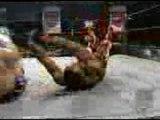 3-9-98 Chavo Guerrero with Eddie Guerrero vs Booker T