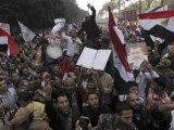 Egyptians rally in support of Morsi