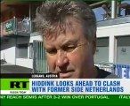 Euro 2008: Russia fire shock warning to Holland