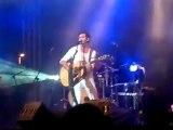 David DeMaría - Despertaré Cuando Te Vayas (Concierto Fiestas Colombinas de Huelva 2012)