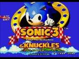 Review Sonic 3 & Knuckles (Megadrive)