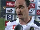 Interview de fin de match : Girondins de Bordeaux - FC Sochaux-Montbéliard - saison 2012/2013