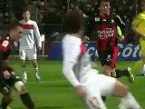 OGC Nice (OGCN) - Paris Saint-Germain (PSG) Le résumé du match (15ème journée) - saison 2012/2013