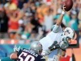 Patriots Beat Dolphins, Clinch AFC East
