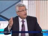 Débat du 1er tour des élections législatives partielles du 9 décembre 2012 - samedi 1er décembre France 3