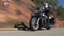 Essai Moto Guzzi 1400 California : la routière rétro de Mandello