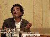 Bernard BENATTAR, La Médiation: quel choix de politique pour quel choix de société?