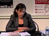 """""""Les cours suprêmes et l'interprétation de la loi"""", Agnès Roblot-Troizier, Professeur à l'Université d'Evry-Val-d'Essonne"""