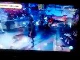 El baile Chuminero con Sacri Fan Dancer ,Lidia Lozano y Rosa Benito en Tele 5
