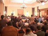 Los jueces egipcios siguen boicoteando a Mursi
