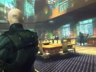 Deus Ex DLC Trailer de Hitman Absolution