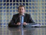 """""""Crise en Europe et relance du marché intérieur"""", Renaud Soufflot de Magny, Chef adjoint de la Représentation en France de la Commission européenne"""