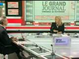 30/11 BFM : Le Grand Journal d'Hedwige Chevrillon - Jean-Vincent Placé et Arnaud Deboeuf 4/4