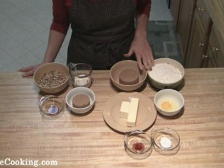 Pecan Pie Cookies part 1
