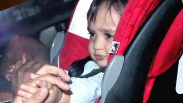 Aamir Khan Celebrates Son Azad Rao's First Birthday - Bollywood News [HD]