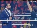 HD WWE RAW 12/3/12 - Damien Sandow tries to find an apprentice [HD]