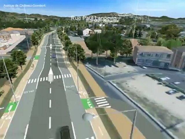 LINEA 4d : de Marseille (Saint-Mitre) à Plan-de-Cuques