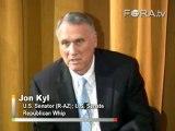 Jon Kyl Predicts the Affairs of a John McCain White House