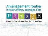 PIXXIM - Routes, infrastructures, ouvrages d'art / Roads, infrastructures, bridges