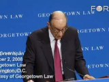 Alan Greenspan on Protection of Intellectual Property