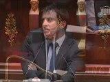 Sébastien Pietrasanta en séance buget sécurité 2013