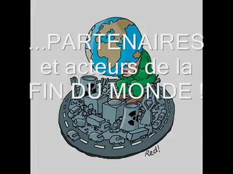 21 décembre 2012 : Ils seront partenaires de la... fin du monde !