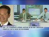 07/12 BFM : Intégrale Placements - Patrice Gautry, chef-économiste d'Union Bancaire Privée