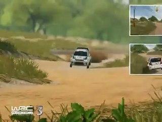 Rally d'Argentina de WRC 3