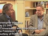 Christopher Hitchens in Conversation