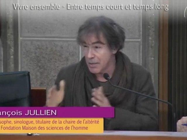 5-Grand témoin François JULLIEN - Vivre ensemble 2012 - cese