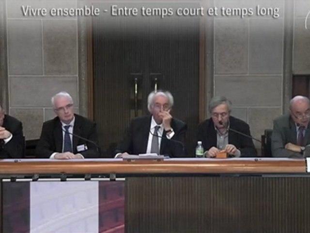 8-Table ronde 2 : Décider par temps de crise - Vivre ensemble 2012 - cese