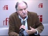 Noël Mamère, député-maire EELV de Bègles, membre de la commission des Affaires étrangères de l'Assemblée nationale