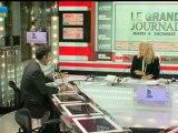 04/12 BFM : Le Grand Journal d'Hedwige Chevrillon - David Marcus et Claude Cazes 2/4