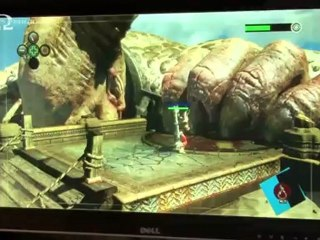 The Desert of Lost Souls partie 2 de God of War : Ascension