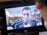 Console Nintendo Wii U - Bande-annonce #15 - Chat Wii U (Nintendo Direct)