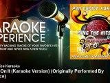 Pro Choice Karaoke - Check On It (Karaoke Version) - Originally Performed By Beyonce