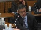 201112 Commission Développement durable : Bertrand Pancher interroge Guillaume Pepy Président de la SNCF