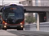Projet d'extension nord de la ligne 1 du TCSP validé (Nîmes)